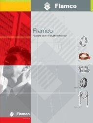 Colliers en acier - Flamco