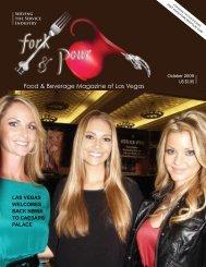 Food & Beverage Magazine of Las Vegas - The Las Vegas Food ...