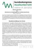 Information 46 - Verband Deutscher Schulmusiker - Page 5