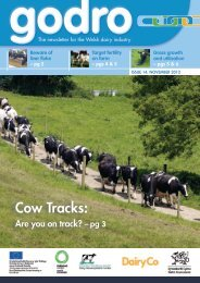 Godro Issue 14 - Dairy Development Centre