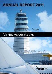 annual report 2011 - Flughafen Wien