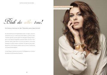 JANINA DELIA SCHMIDT - IDEAL! Interview Magazin