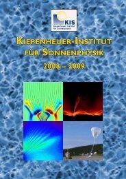SUNRISE - Kiepenheuer-Institut für Sonnenphysik - Albert-Ludwigs ...