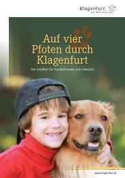Die Infofibel für Hundefreunde und - Klagenfurt