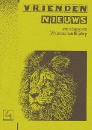 1987-09-04 - Vrienden van Blijdorp