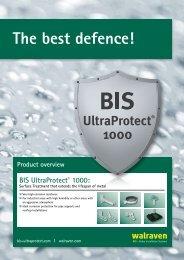 Leaflet BIS UltraProtect ® 1000 (English) - Walraven