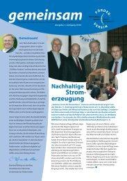 Strom- erzeugung - Klimaschutzportal der Region Hannover