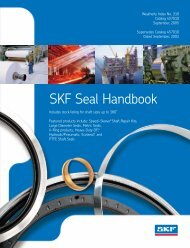 SKF Seal - Seals Unlimited