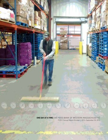 2011 Annual Report - Food Bank of Western Massachusetts
