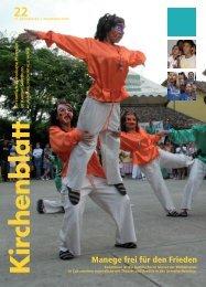 August 2008 - Kirchenblatt