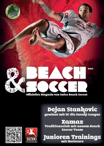 &soccer; - Swiss Beach Soccer