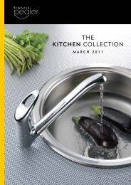 THE KITCHEN COLLECTION - Pegler