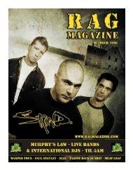 10/06 - RAG Magazine