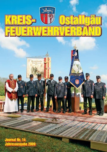 Journal Nr. 14 Jahresausgabe 2009 - Kreisfeuerwehrverband ...