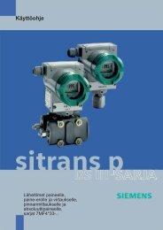 DS III:n suomenkielinen käyttöohje - Siemens