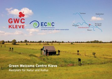 Brochure Green Welcome Centre Kleve - ECNC