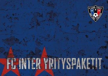 Oma mies kentällä! - FC Inter