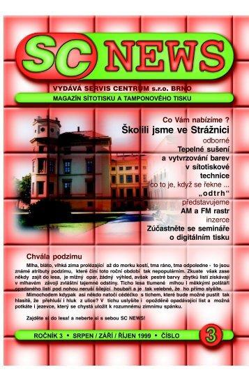 SC 1999 / 3 - SERVIS CENTRUM