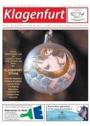 KLAGENFURT Zeitung