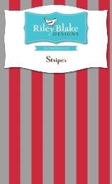 2013 Stripes - Riley Blake Designs