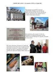 SORTIE DES AMAN - Une journée à SENS, le 23 juin 2012 Notre ...