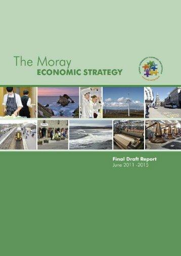 Moray Economic Strategy - Moray Community Planning Partnership