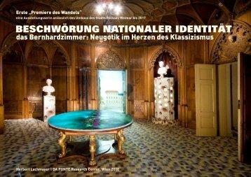 Das Bernhardzimmer - Klassik Stiftung Weimar