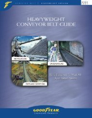 Goodyear Conveyor Belting Catalog