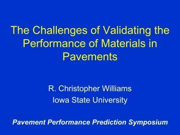 Fuck Brett Williams - Petersen Asphalt Research Conference