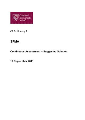 sfma case study