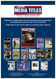 Rugby News - MediaBizNet.com.au