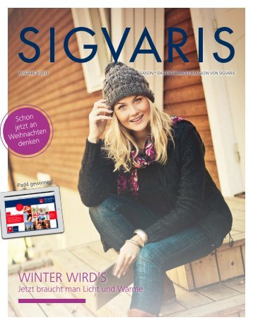 Ausgabe 2/2012 - Sigvaris