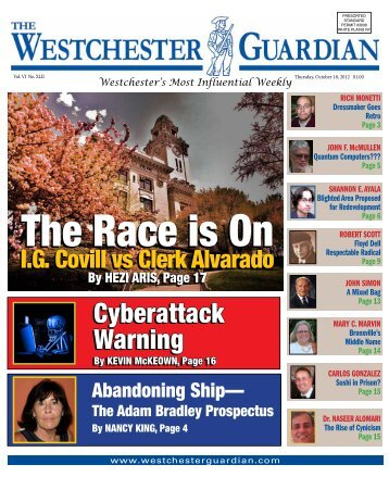 read The Westchester Guardian - October 18, 2012 edition - Typepad