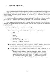 4 — MATERIAL E MÉTODO - Instituto Lauro de Souza Lima