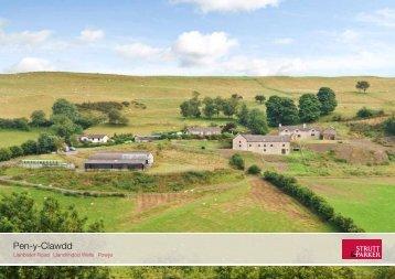 Pen-y-Clawdd - Farming