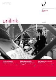 unilink Juni herunterladen (pdf, 1MB) - Abteilung Kommunikation ...