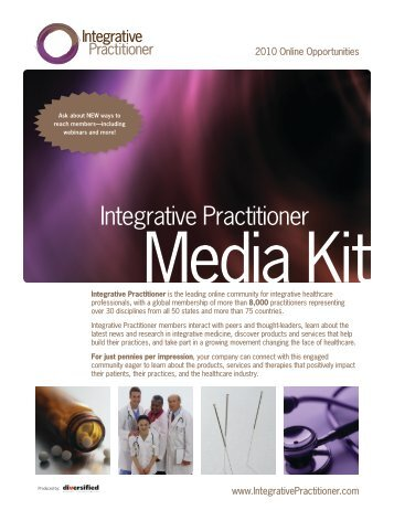 Integrator Round-Up - Integrative Practitioner
