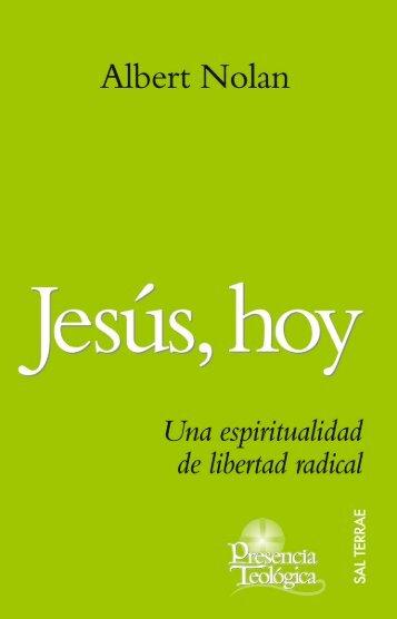 Jesús, hoy - Editorial Sal Terrae