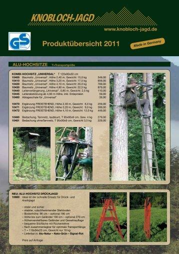 Made in Germany - Knobloch-Jagd.de