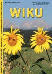 Ausgabe 412 - wiku-online.at