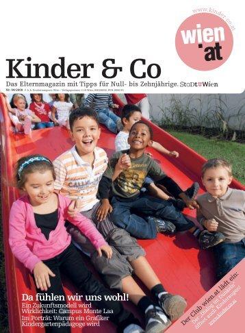 Kinder & Co 4/2009