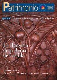 Año 5 - Número 17 - Fundación del Patrimonio histórico de Castilla ...