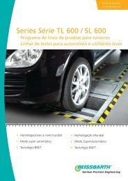 Series Série TL 600 / SL 600 - Bosch Service - Perú