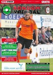 seizoen 2011/2012 nummer 1 - Rondom Voetbal