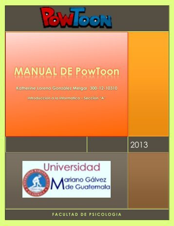 MANUAL DE PowToon