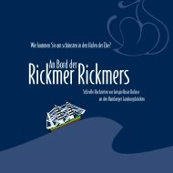 An Bord der - Rickmer Rickmers Gastronomie