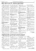 Koolijuhataja annab teada - oesel.ee - Page 3