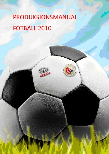 Prodmanual fotball 2010.pdf - Wiki