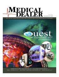 Editorial: Medical Dealer Magazine, Quest Corporate Profile