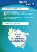 ALERTER SIGNALER - ARS Lorraine - Page 3